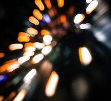 Detour of Light by Jose De Olio
