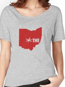 THE Ohio State University Women's Relaxed Fit T-Shirt