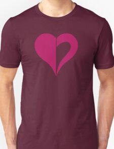 Aspect of heart Unisex T-Shirt
