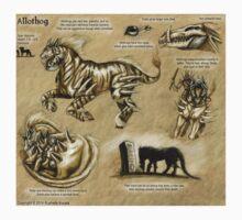 Bestiary: Allothog One Piece - Long Sleeve