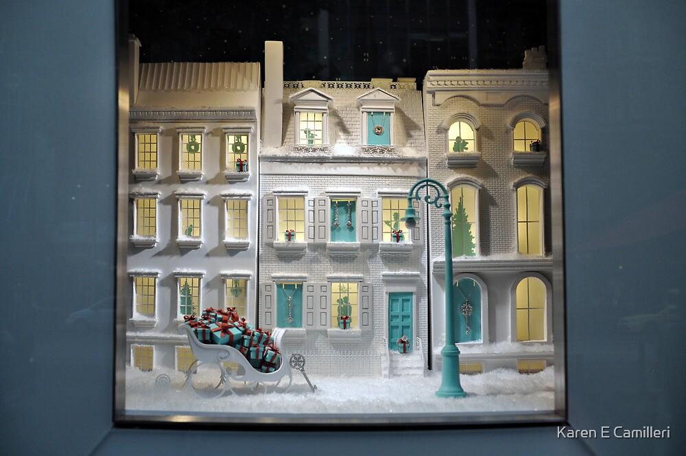 Tiffany's Window by Karen E Camilleri