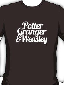 Potter Granger & Weasley T-Shirt