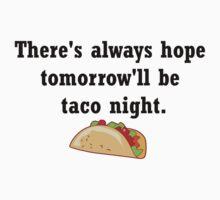 Taco Night by hgamble12