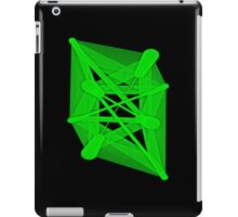 Neon Green Strings and Things iPad Case/Skin
