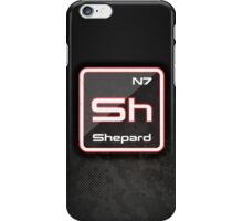 Element of The Shep iPhone Case/Skin