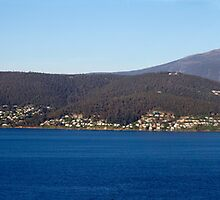 Cruising in - panorama 1 - Hobart, Tasmania by clickedbynic