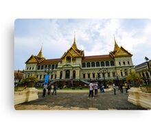 Temples of Thailand Canvas Print