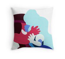 ♡ STEVEN UNIVERSE - Ruby & Sapphire Throw Pillow