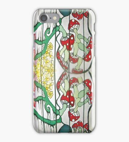 Afternoon Mushroom Delight  iPhone Case/Skin