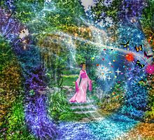 Following A Dream by Jane Neill-Hancock
