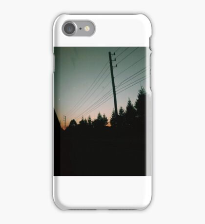 Indiana Sunsets  iPhone Case/Skin