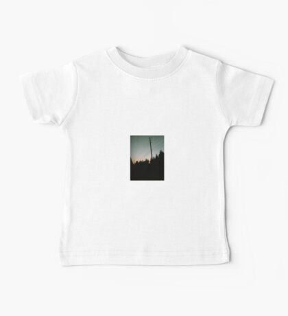 Indiana Sunsets  Baby Tee