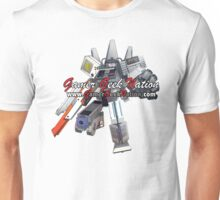 Nintendo Hybrid Transformer - Gamer Geek Nation Unisex T-Shirt