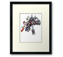 Nintendo Hybrid Transformer - Gamer Geek Nation Framed Print