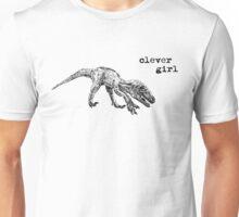 clever girl raptor Unisex T-Shirt