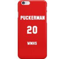 'Puck' Jersey Phone Case iPhone Case/Skin