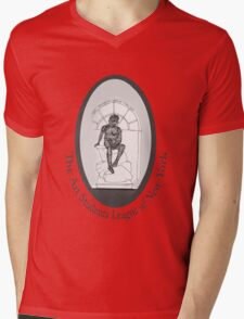 The Art Students League of New York Mens V-Neck T-Shirt