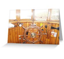 Arcadia's Wheel Greeting Card