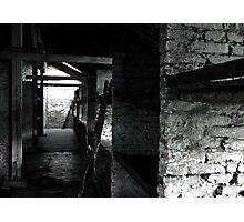 'Work Brings Freedom II' Photographic Print