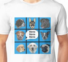 Silly dogs spoof  Unisex T-Shirt