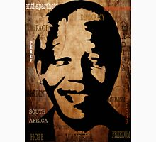 a tribute to President Mandela Unisex T-Shirt