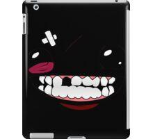 Black Super Meat Boy iPad Case/Skin