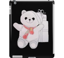 Messed-up Teddy iPad Case/Skin