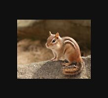 cute chipmunk  Unisex T-Shirt