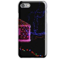 Dreamy gingerbread house iPhone Case/Skin