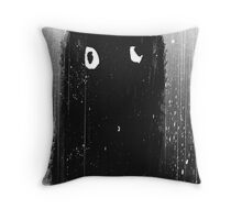 Troubled Child Throw Pillow