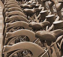 Rent-a-Bike by John Samson