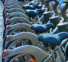 Rent-a-Bike II by John Samson