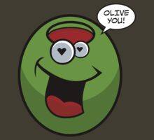 Olive You by David Ayala