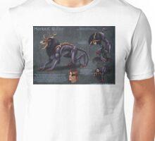 Morlock Shifter Reference Sheet Unisex T-Shirt
