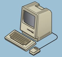 The Original Mac 128 Baby Tee