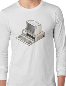 IBM PC 5150 Long Sleeve T-Shirt
