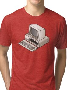 IBM PC 5150 Tri-blend T-Shirt