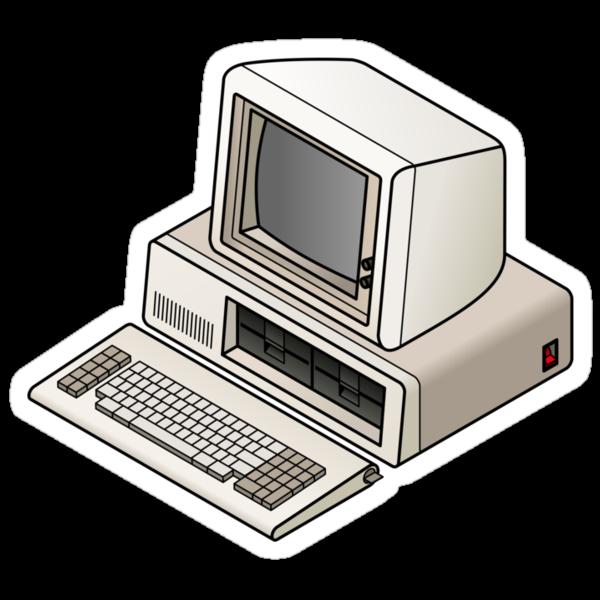 IBM PC 5150 by Zern Liew