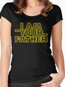 I Am Your Father Women's Fitted Scoop T-Shirt