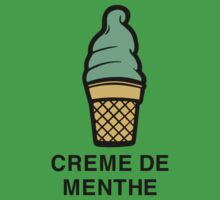 Creme de menthe by kittinfish