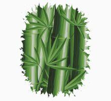Bamboo Jungle Zen Kids Clothes