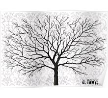 BIG EMBRACE TREE Poster