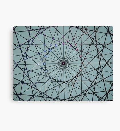 Find Your Path, Find Your Star Canvas Print
