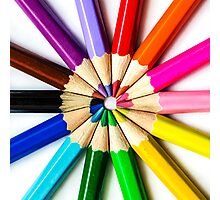 United Colors Photographic Print