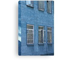 house Wall  Canvas Print