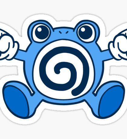 Poliwhirl! Sticker