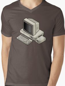 Amiga 1000 Mens V-Neck T-Shirt