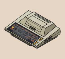 Atari 400 by Zern Liew