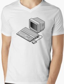 Atari ST Mens V-Neck T-Shirt
