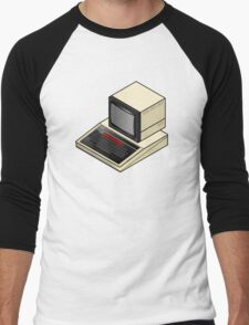 BBC Micro Men's Baseball ¾ T-Shirt